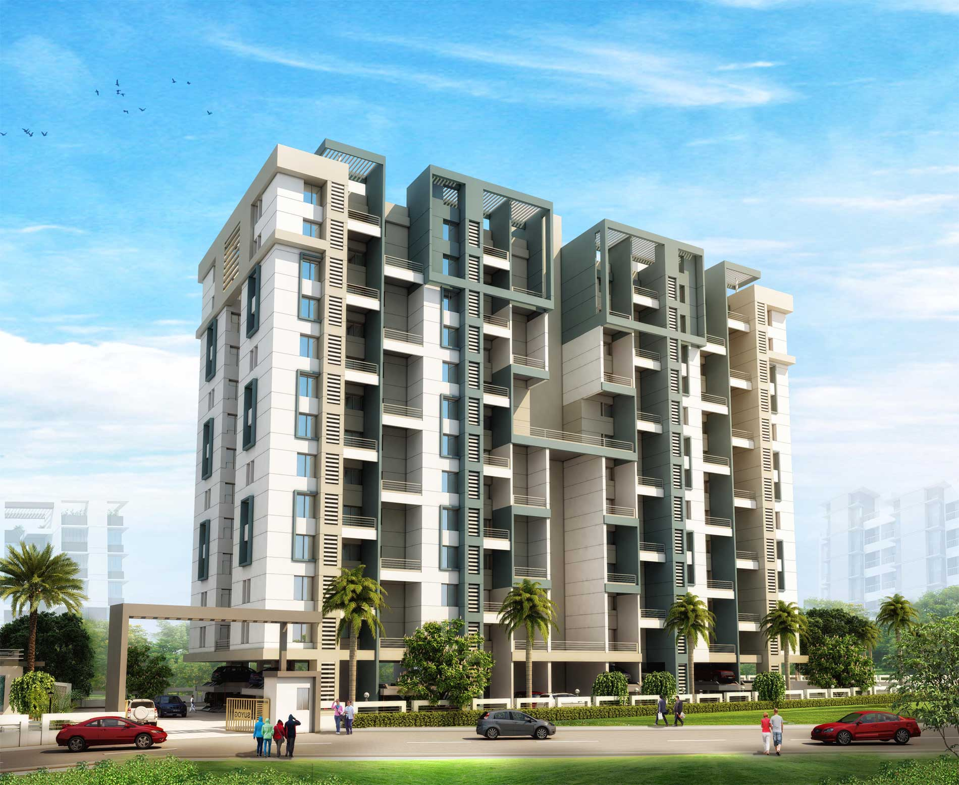 Suyog Group - Aura-2